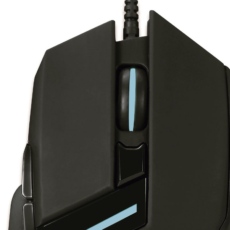 MOUSE GAMING YEYIAN OPTICO 7BTN 3200 DPI SABRE 1001