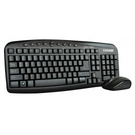 Kit Teclado y Mouse Inalambrico